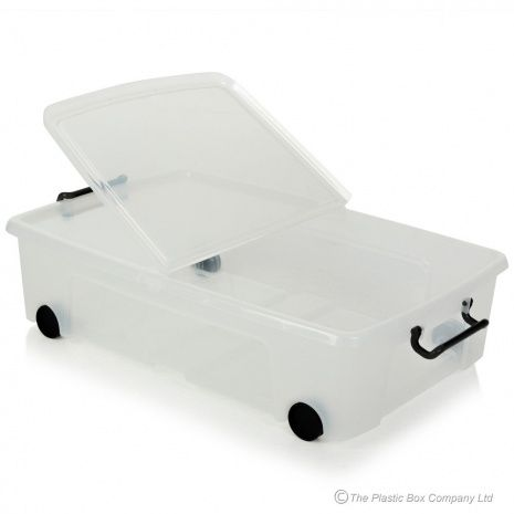 Under The Bed Storage On Wheels Underbed Storage Box With Wheels  Wheels  Tires Gallery  Pinterest