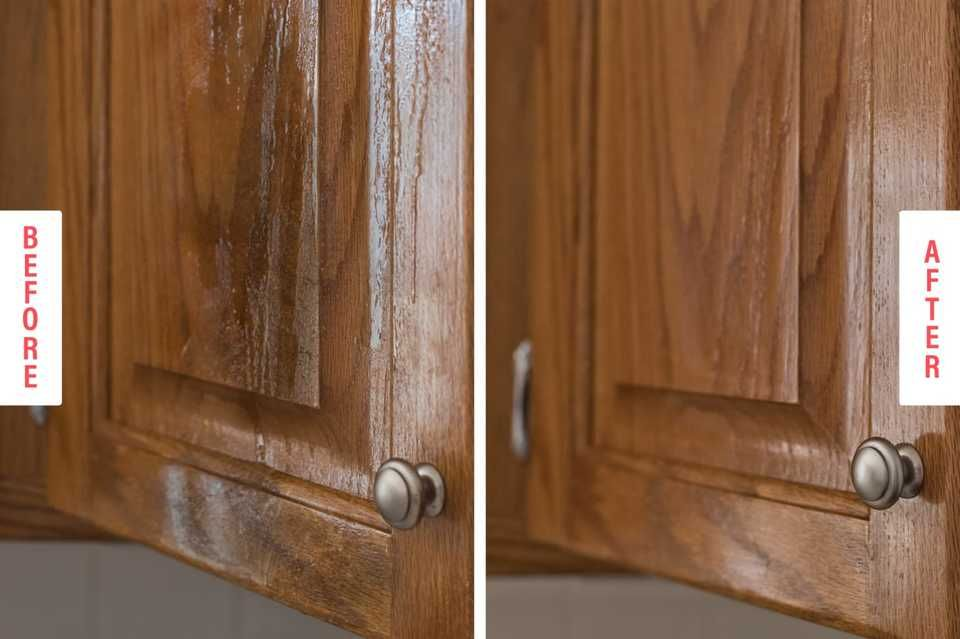 All the Best Ways to Clean Greasy Wooden (With