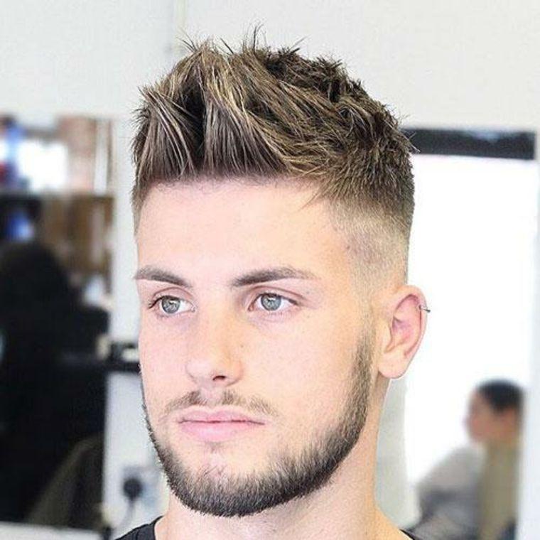 Peinados modernos para hombre - tendencias primavera/verano 2018