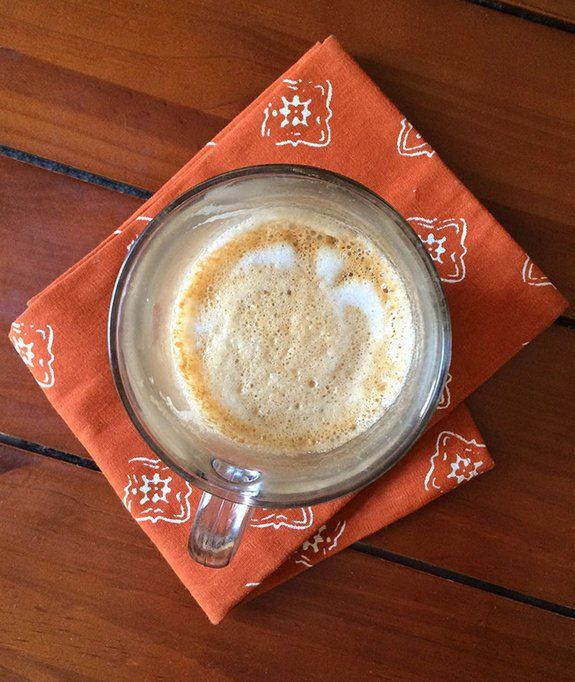 Gluten-free Pumpkin Spice Latte