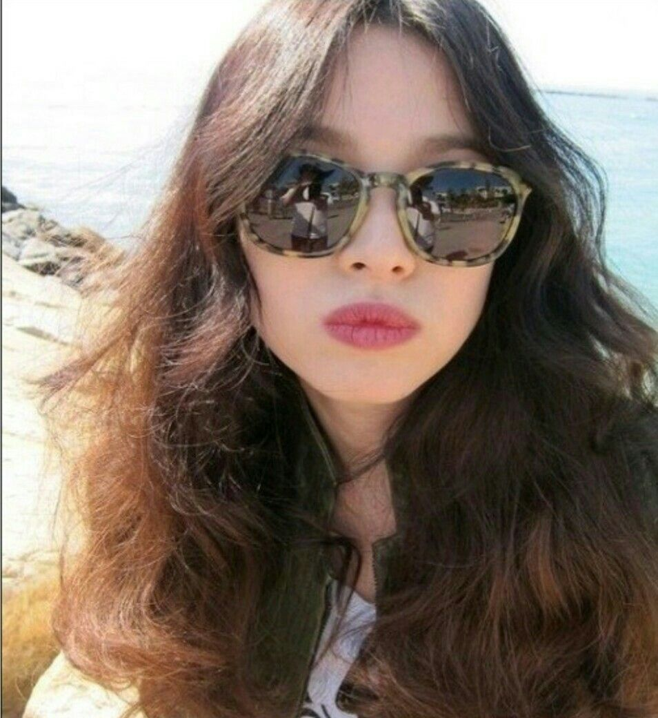 pin by maisara 😇 on song - song | sunglasses, round
