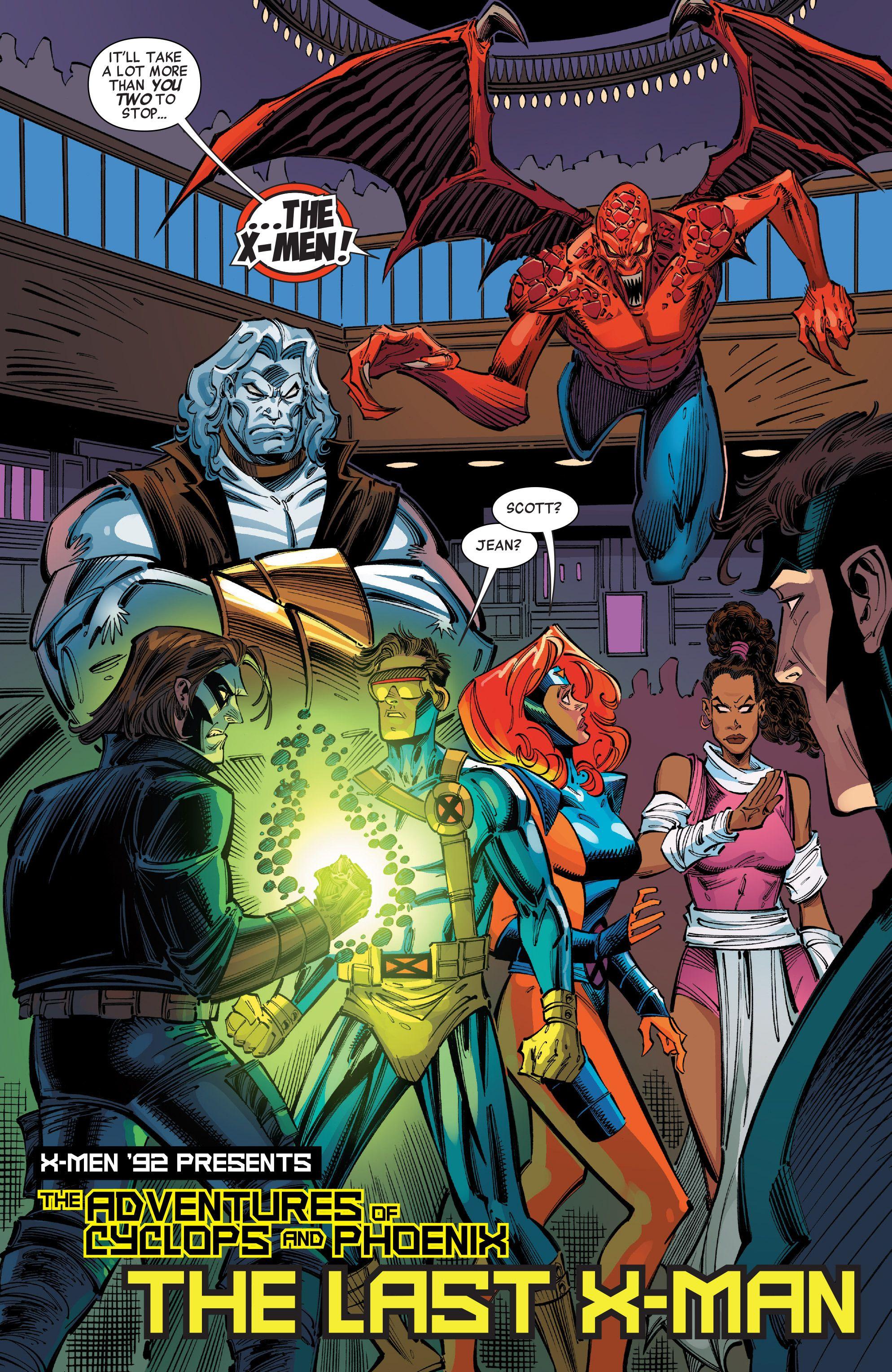 X Men 92 2016 Issue 5 Read X Men 92 2016 Issue 5 Comic Online In High Quality X Men Comics Villain Character