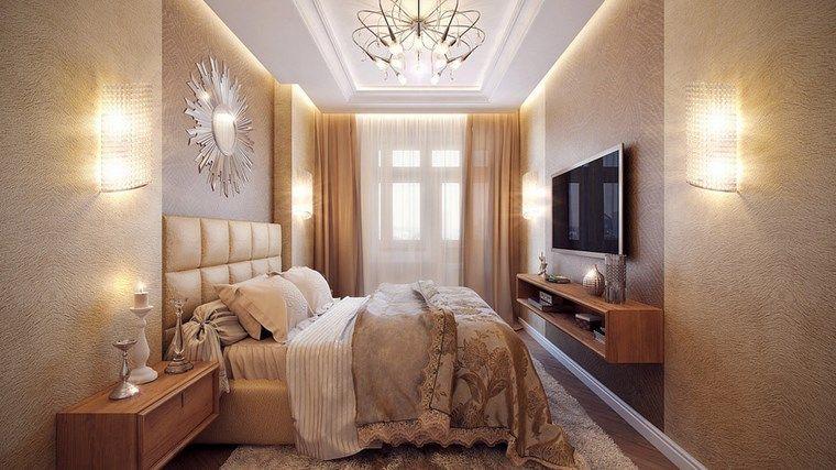 Resultado de imagen para decoracion pasillos estrechos Habitación