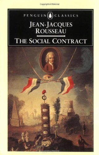 The Social Contract (Penguin Books for Philosophy), Rousseau, Jean-Jacques
