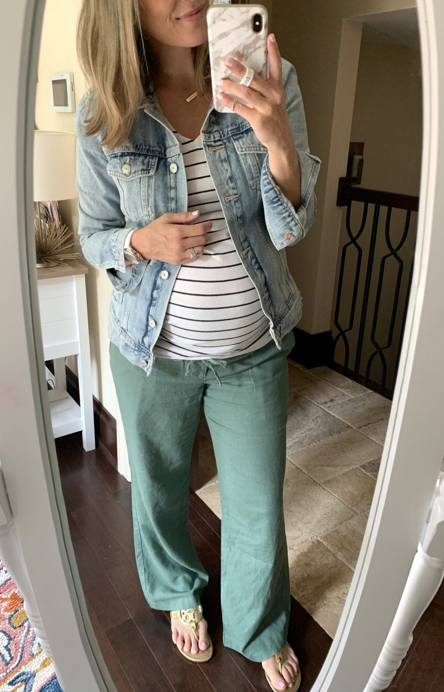 c2f6393b335b9 Bump Style: Second Trimester Outfit Ideas | my kind of sweet | outfit inspo