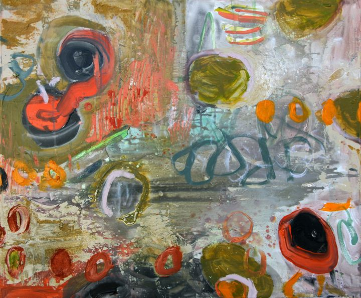 Strolling Wonderland Art, Contemporary art, Abstract