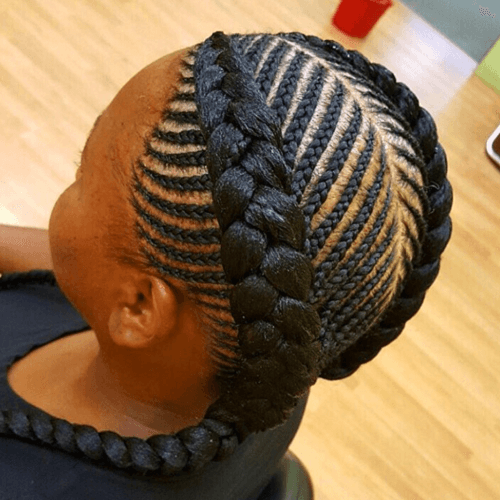 braids for hair styles 2 goddess braids and cornrows hair styles 4130
