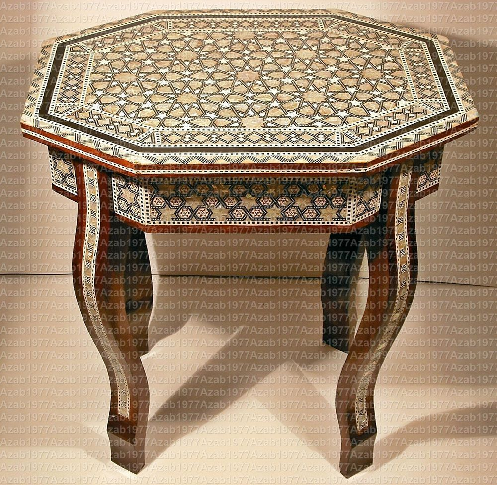 Victorian Style Coffee And End Tables Download Handcrafted Egyptian Moroccan Vintage Mother O