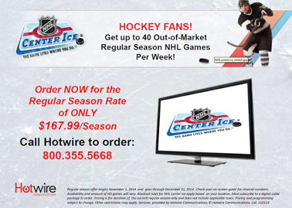Hotwire Communications - Google+ - NHL Center Ice! Hockey Fans! Get ...