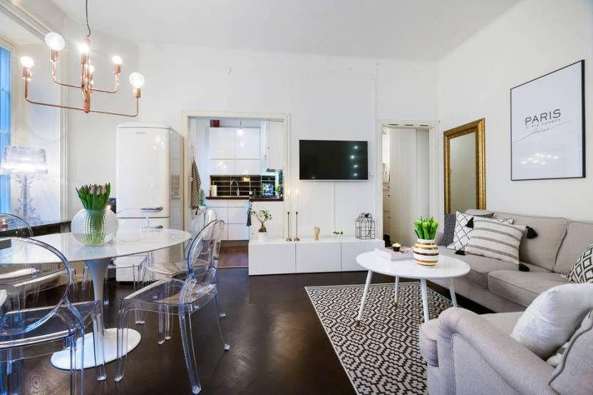 muebles espacios pequenos 2 estilo nordico escandinavia