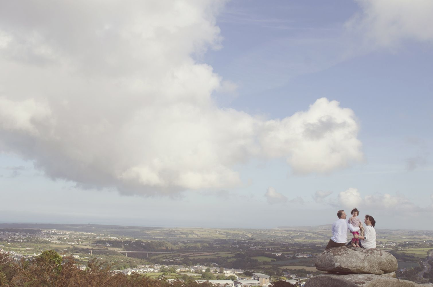My on location family portrait sessions here in Cornwall are a great ...
