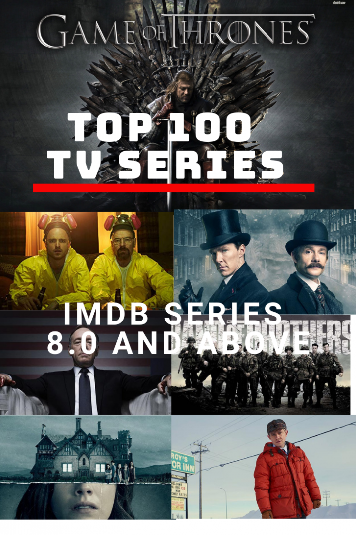 top 100 action movie list