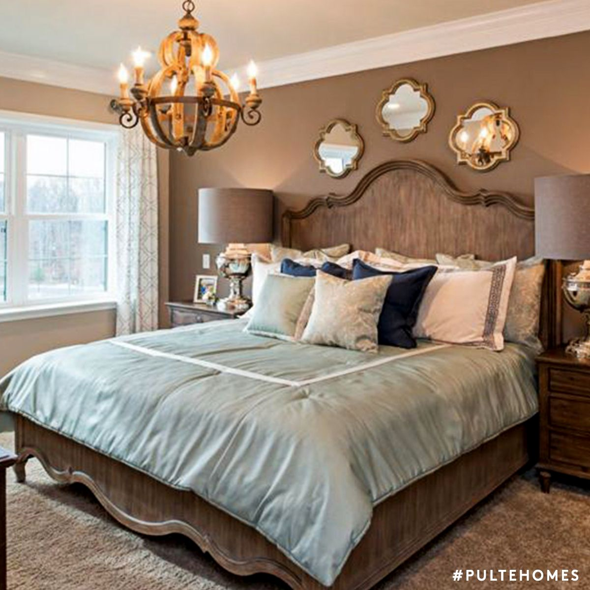adding a pastel comforter to your bedroom helps bring life to an  - adding a pastel comforter to your bedroom helps bring life to an otherwise monotonecolor scheme