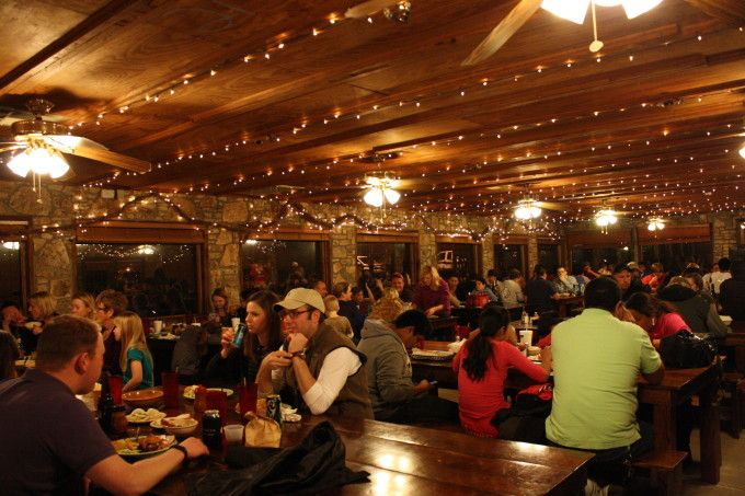 Austin texas salt lick restaurant