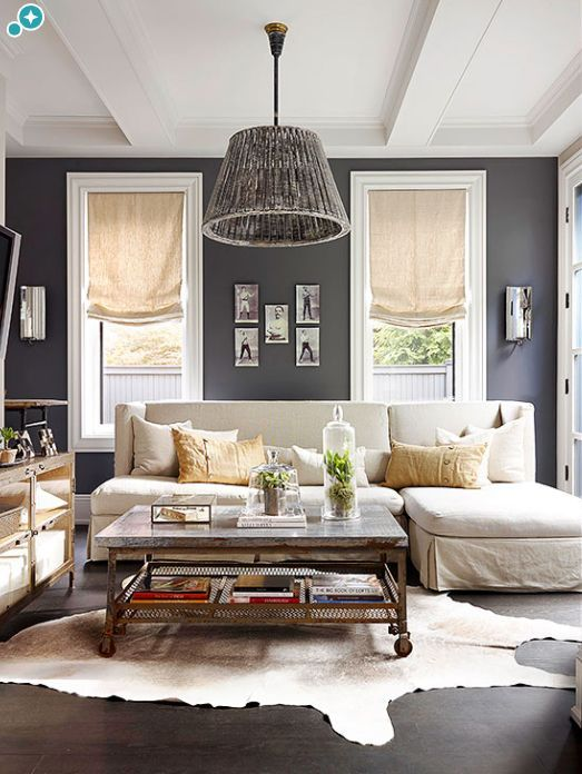 bhg style spotters  living room grey living room designs