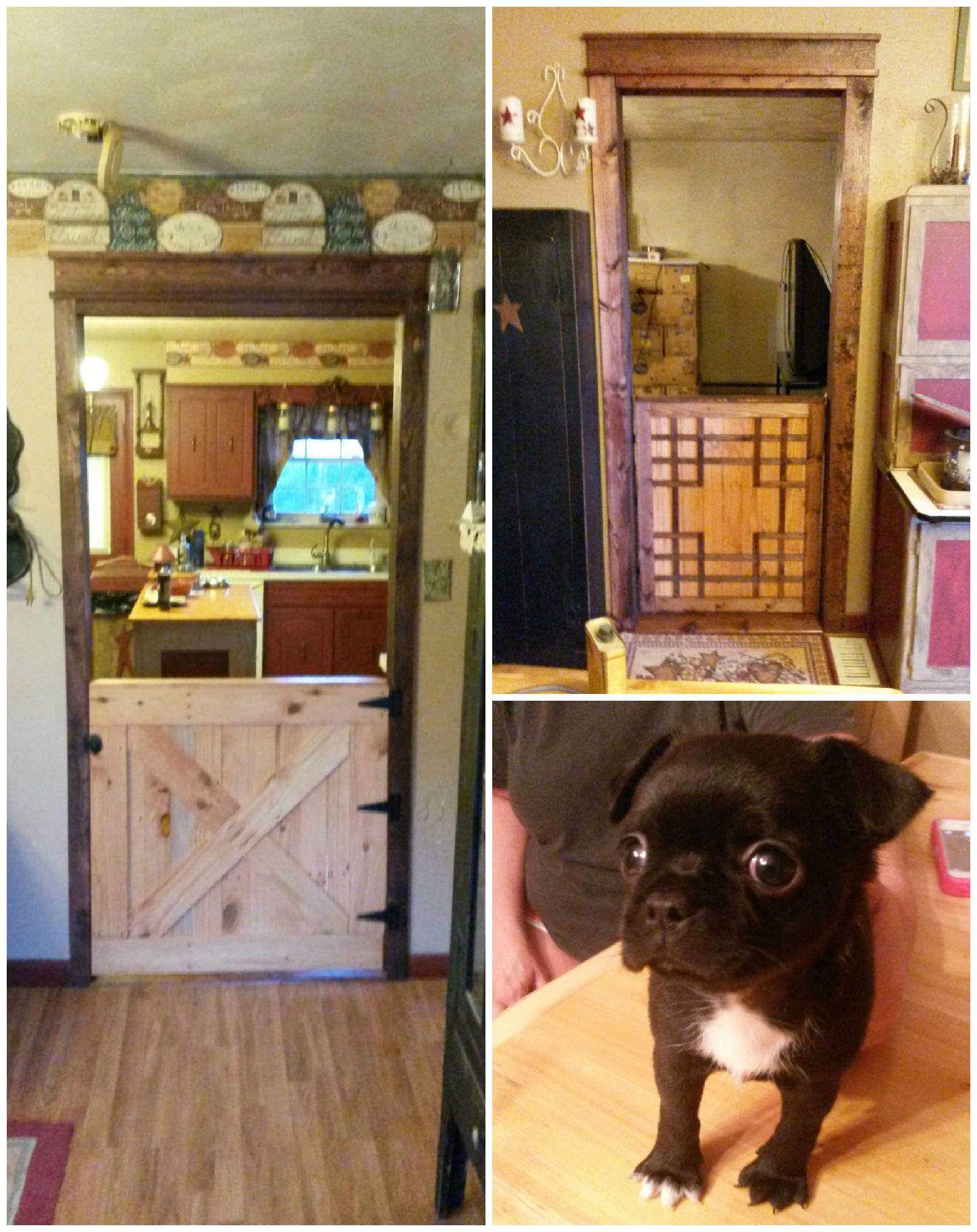 Pallet Dog Gate Pallet dog beds, Dog crate, Pallet