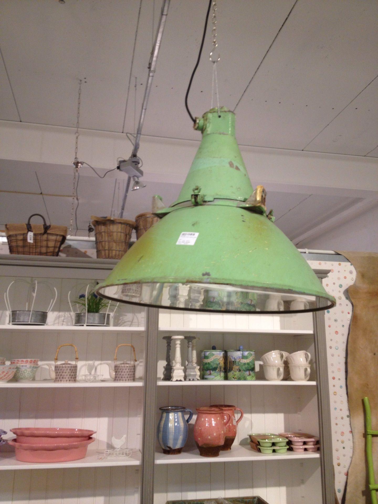 Lamp Industrieel @Loods 5 Industrial Lampsinterior