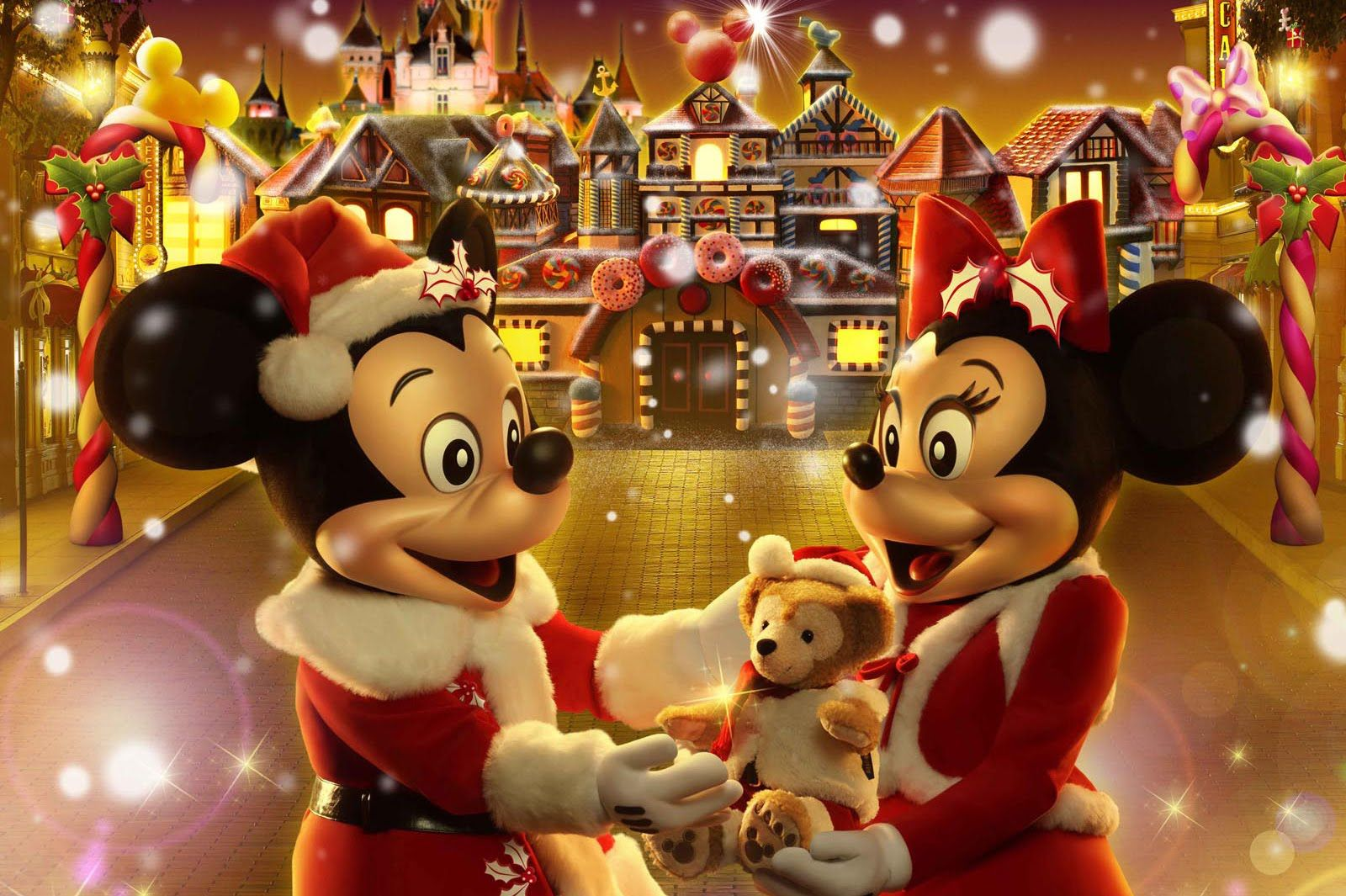 Disney christmas decorations for home - Disney Christmas Decorations Bennett Farms