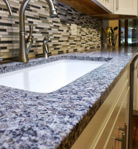 Accent Interiors New Caledonia Granite Kitchen Countertop