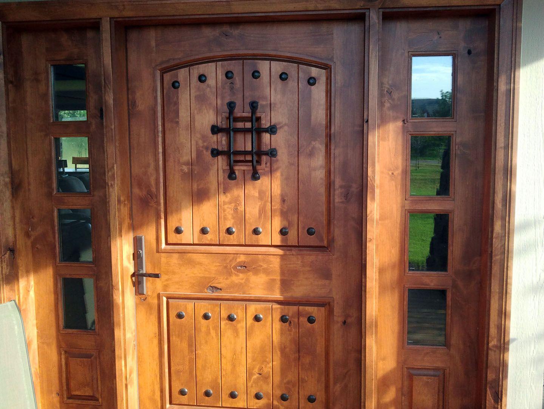 rustic entry doors | rustic_entry_doors | mi estilo en