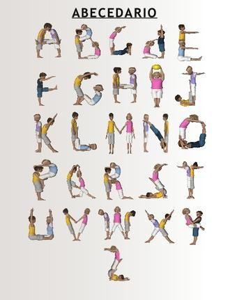 abc acrogym  yoga voor kinderen lichamelijke opvoeding