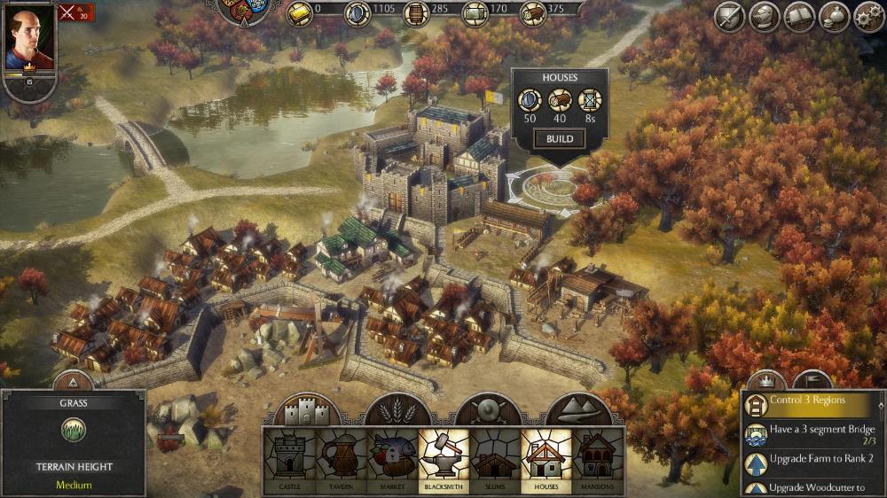 Total War Battles KINGDOMS Review A (Gold Digging