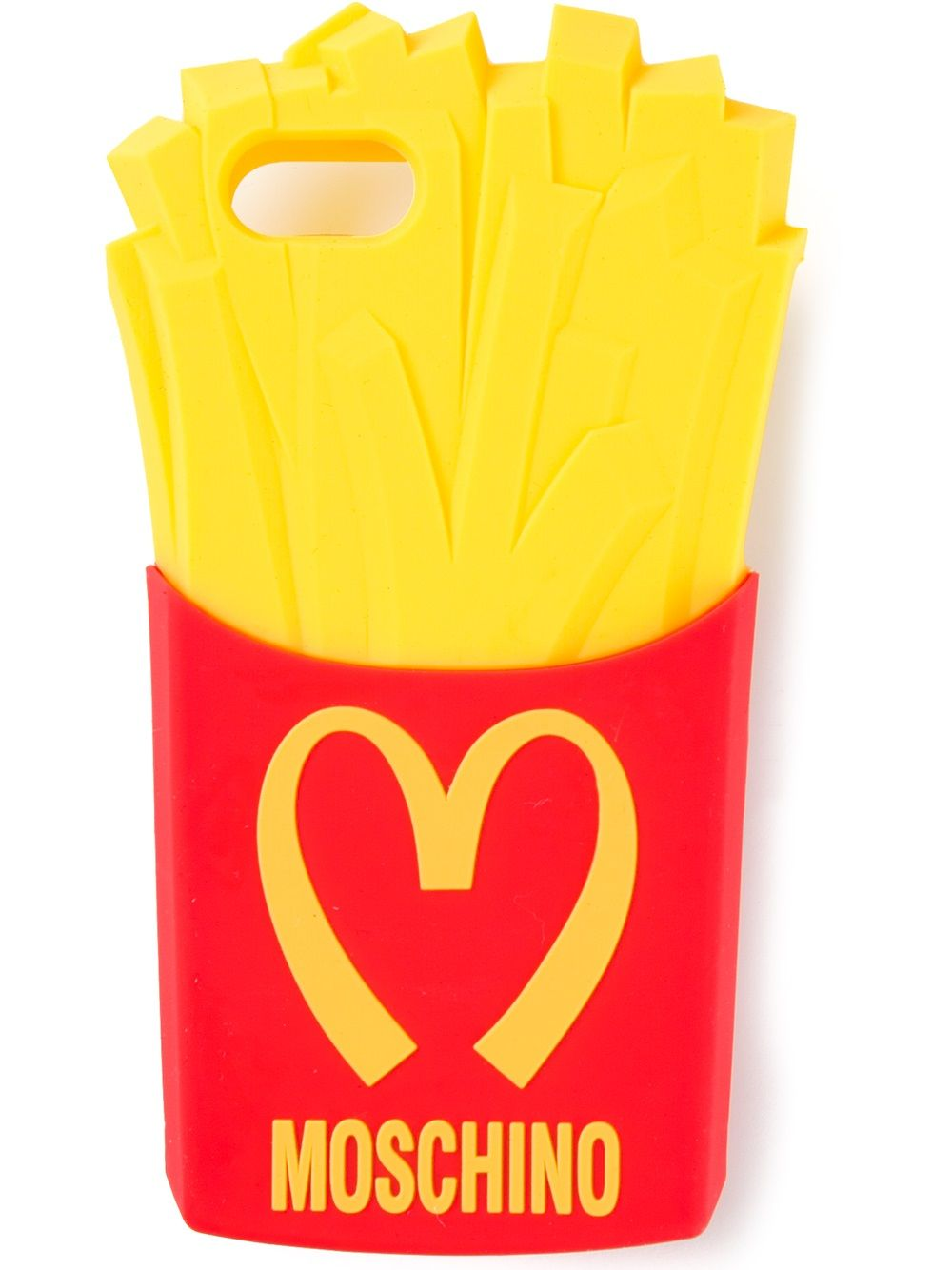 Moschino Fries iPhone 5 Cover - Farfetch | Iphone case covers, Red ...