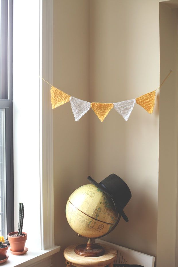 Slope Girl Knits | Knit Bunting Giveaway