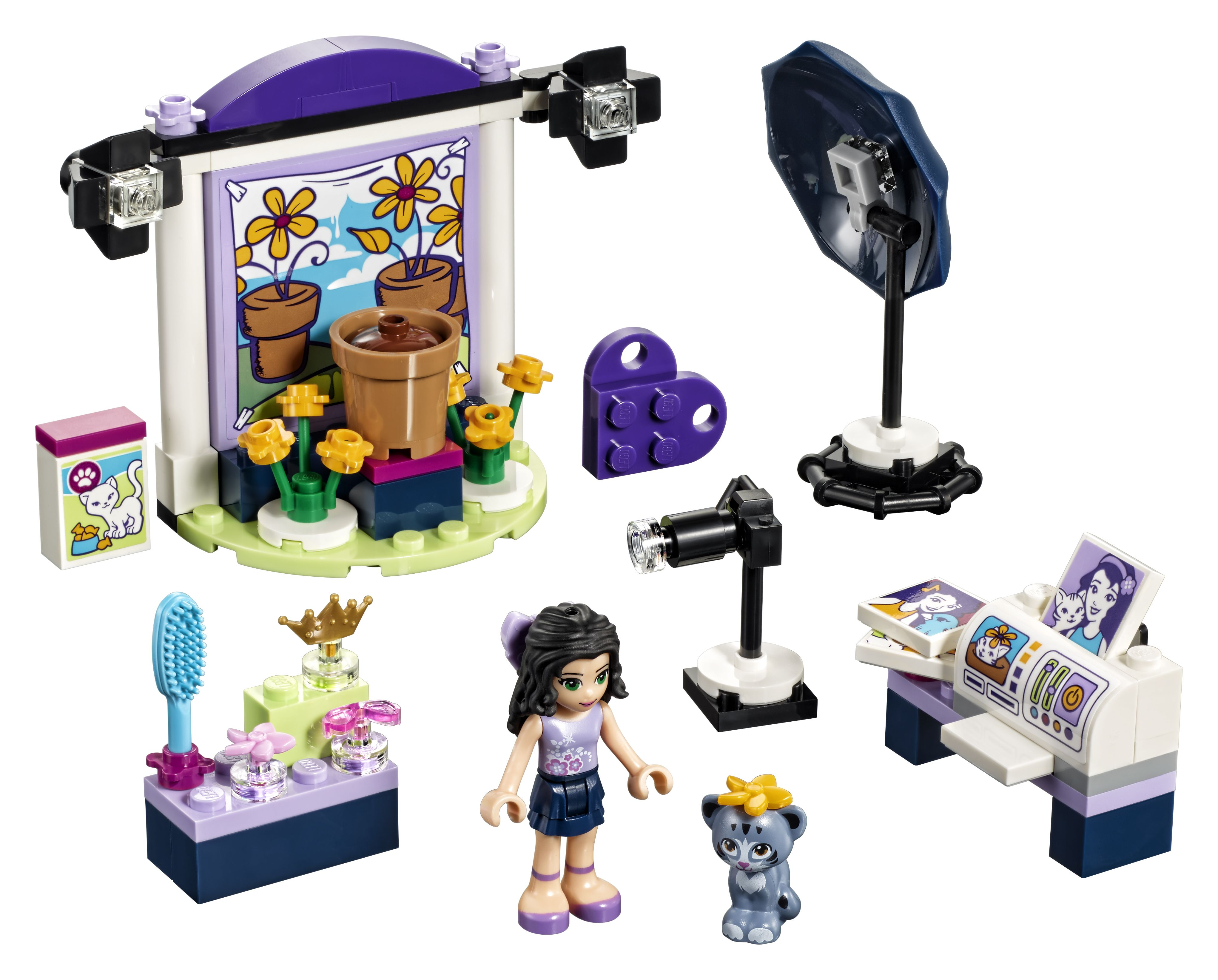 emmas fotostudio 41305 von lego friends im set lego. Black Bedroom Furniture Sets. Home Design Ideas