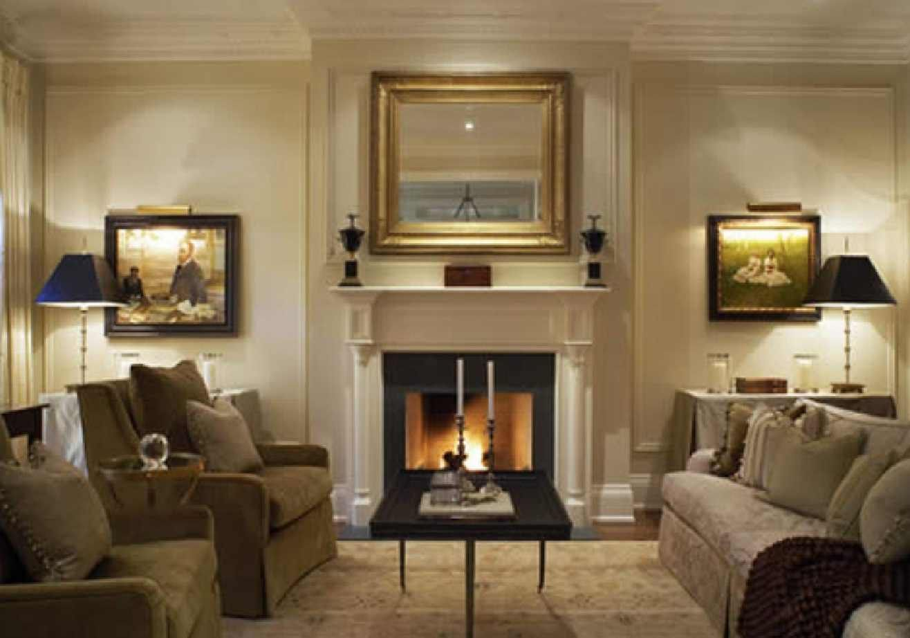 Best Warm Inviting And Timeless This Living Room Calls One To 400 x 300