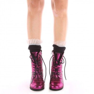Ruff Rider Combat Boot - Sale | Pyro outfit inspiration ...