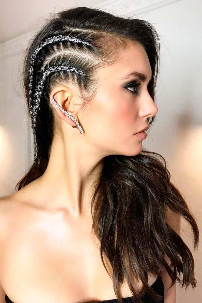 70 Charming Braided Hairstyles Lovehairstyles Com Boxer Braids Hairstyles Curly Hair Styles Long Hair Styles