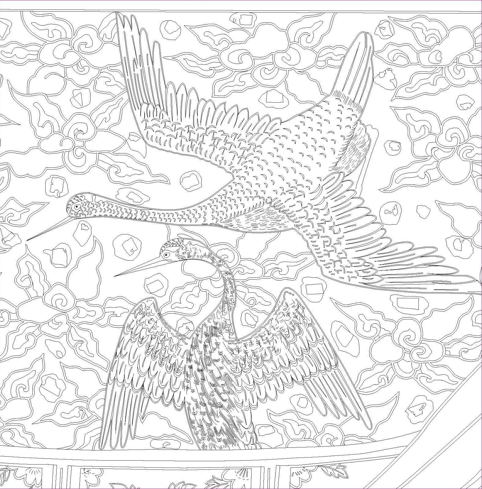 A Touch Of Asia Coloring Book Serenely Elegant Designs From The East Tear Out Sheets Let You Share Pages Or Frame Your Fi Coloring Books Elegant Design Color