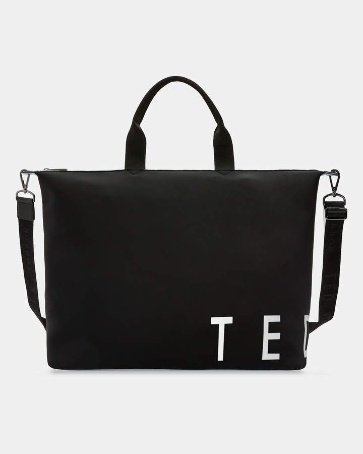 6c3c3e0ef01 Ted Baker LAURE Branded neoprene large tote bag in 2019 | Products ...