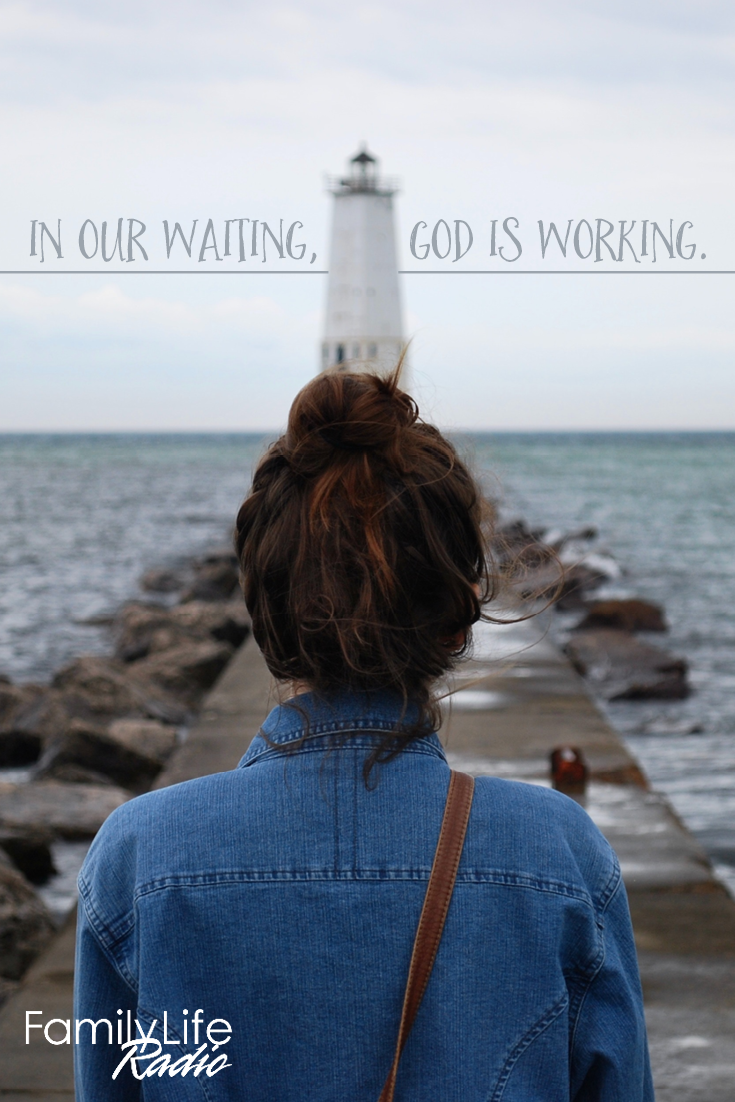 Grant me patience, Lord! Family life radio, Life, Let it be