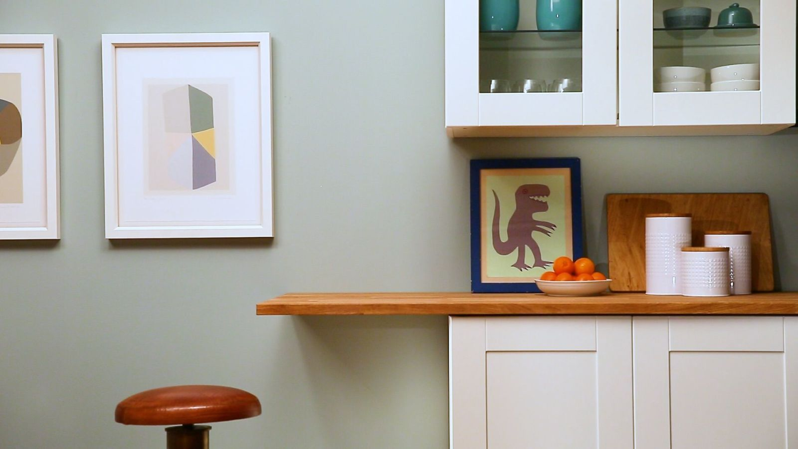 These Are The 5 Paint Colors That Will Make You Happiest Silver Sage Paint Sage Paint Color Sage Green Paint
