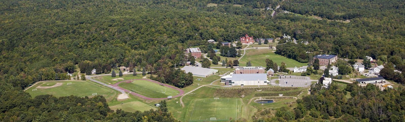 Hebron Academy ~ College preparatory boarding school in New England