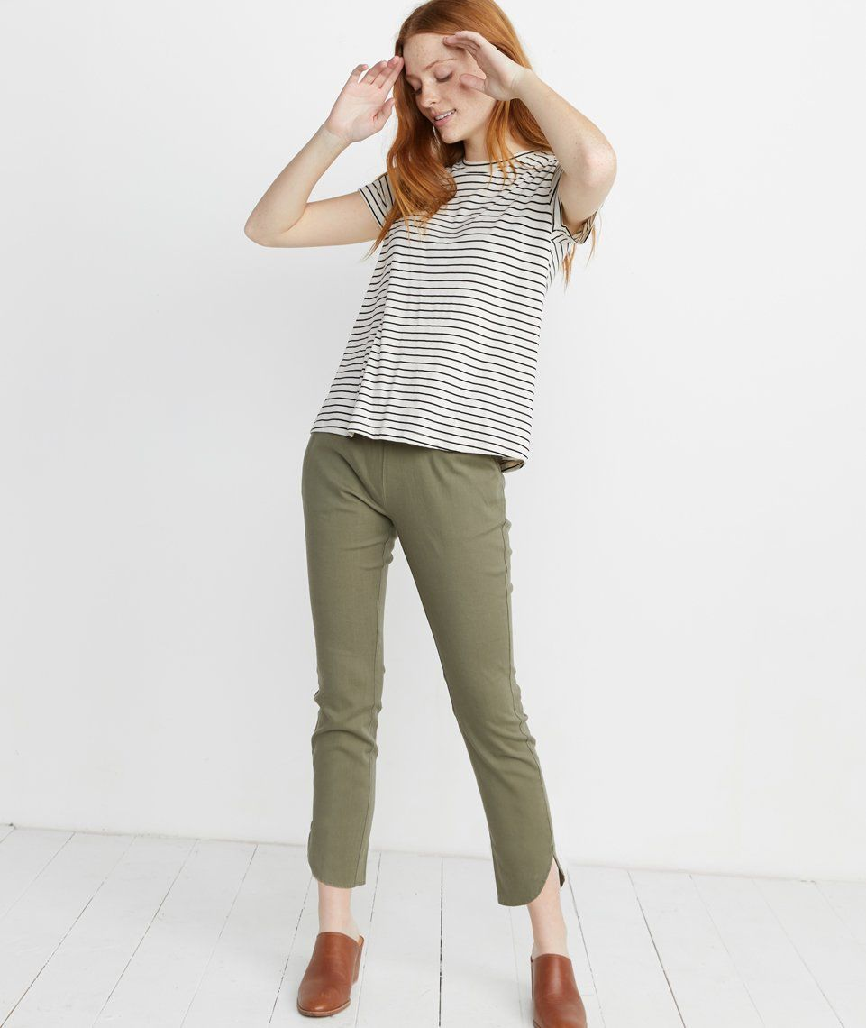d1caf3eb37 Allison Pant in Dusty Olive in 2019 | Future Wish List II | Pants ...