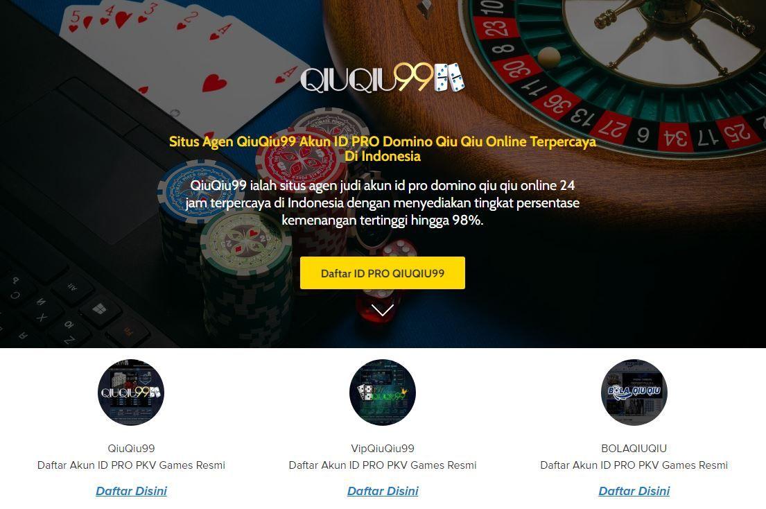 Pin Di Situs Poker Terpercaya