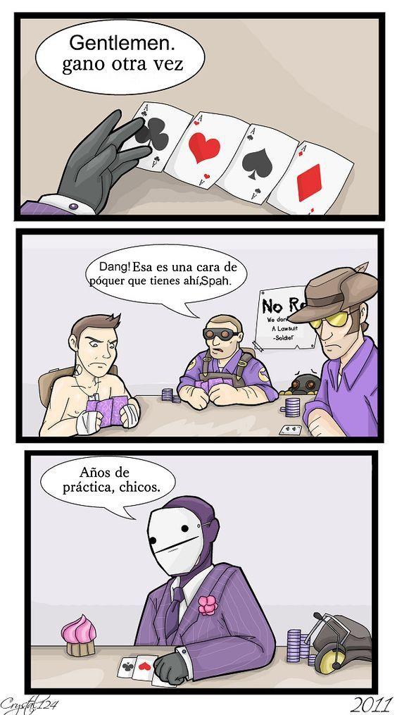 yo tambien quiero esa cara de poker :u - Cara de póquer ...