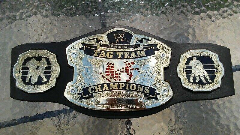 WCW Jakks World Heavyweight Title Big Gold  Belt Championship WCW WWF AEW WWE