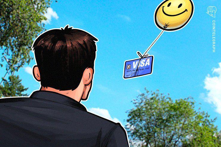 Coinbase crypto exchange debuts visa card for uk customers