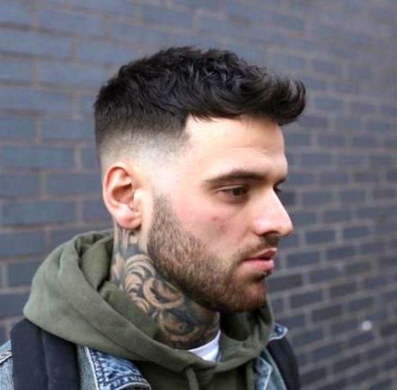 hår frisure til mænd