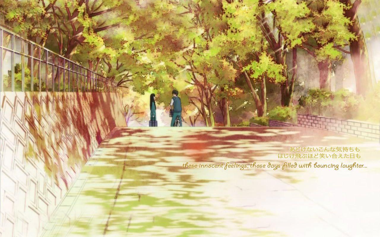 Kimi Ni Todoke Wallpaper By Zoeichan On Deviantart Sawako
