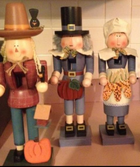 Thanksgiving Nutcrackers