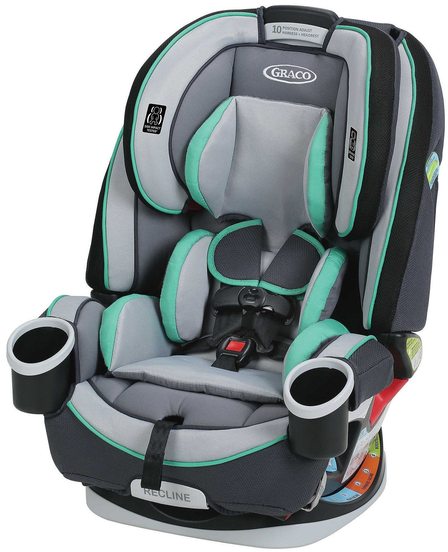 Graco 4ever AllinOne Car Seat (Basin) Best convertible