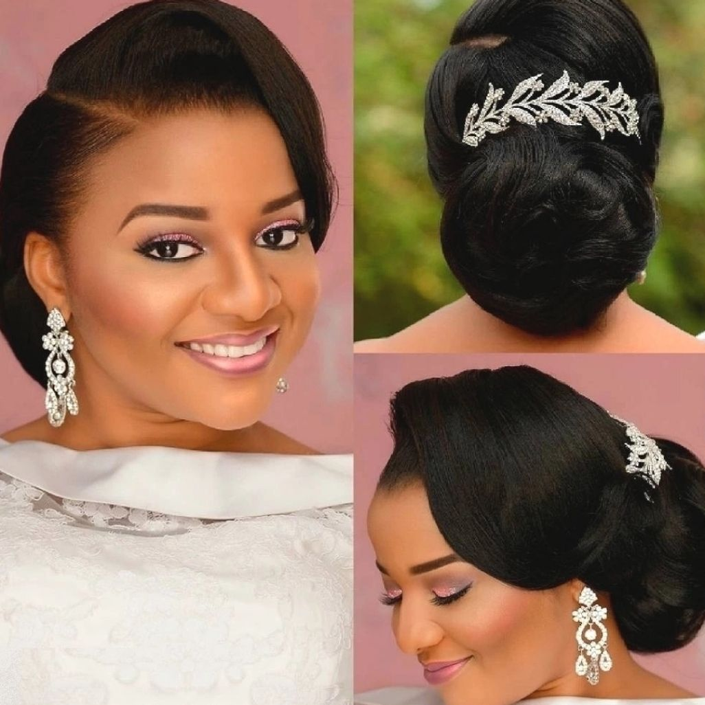 Wedding Hairstyles In Nigeria Wavy Haircut In 2021 Wedding Hairstyles Photos Nigerian Wedding Hairstyles Wedding Hair Inspiration