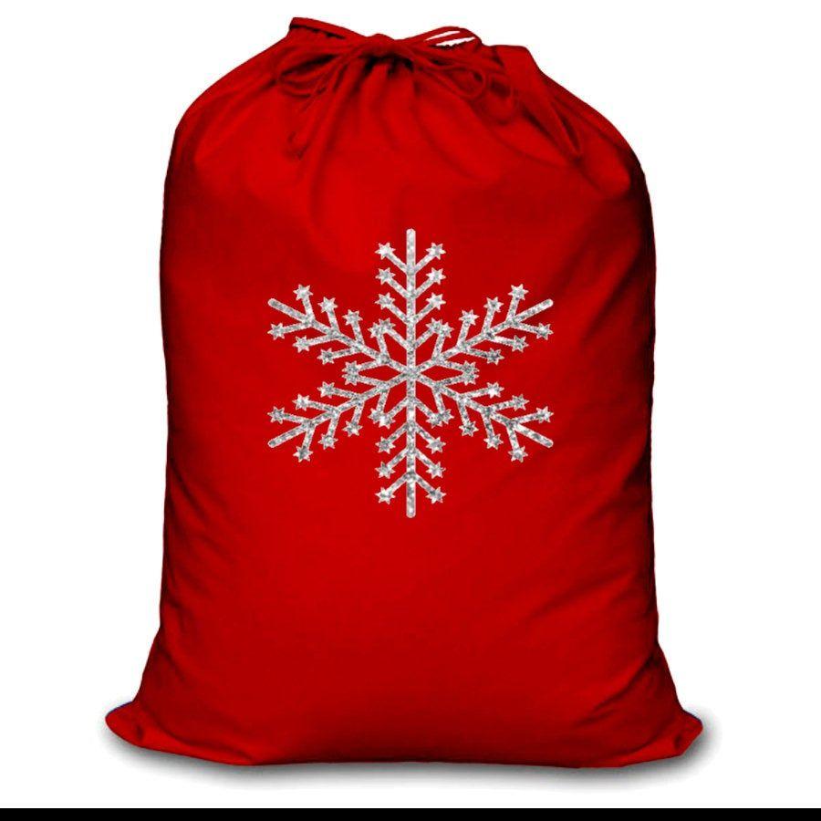 Christmas sack large Santa Sack Santa Sack Personalised Santa Sack Personalised Christmas Gift Personalised Stocking Llama Stocking