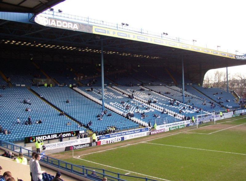 Hillsborough Sheffield Wednesday Football Stadiums