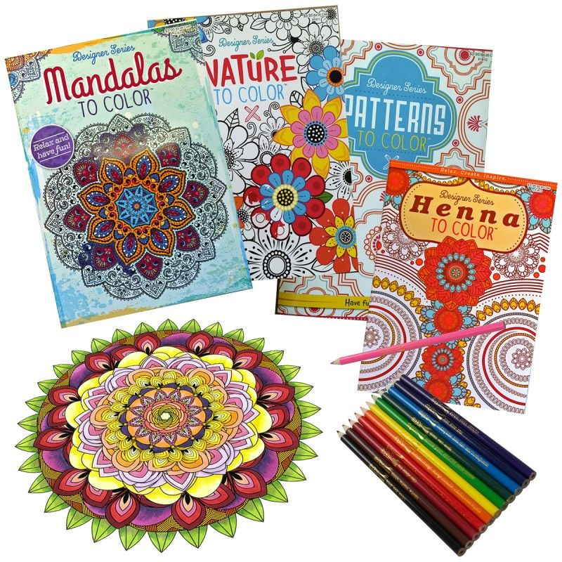 Pin by Lynn Morton on Coloring For All Ages | Pinterest | Adult ...